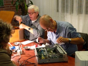 Repair cafe Halfweg Zwanenburg